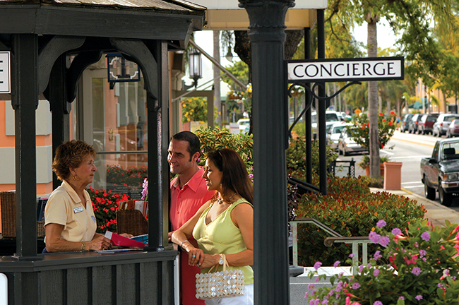 Concierge on 3rd Street South