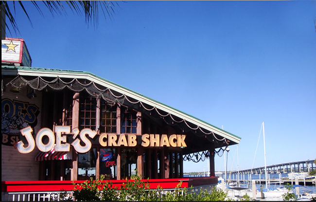 Joe S Crab Shack Coordinates N26 40 19 91 W81 53 41 18 2024 West First Street Fort Myers 239 332 1881 Joescrabshack